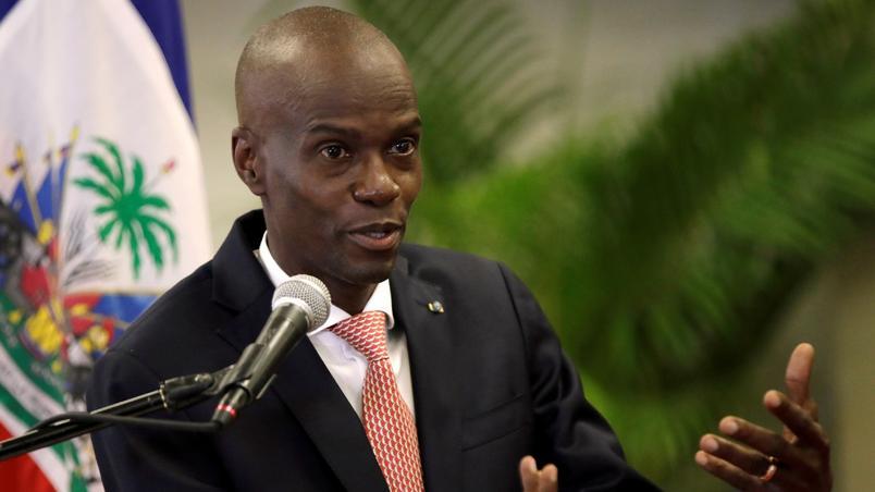 Presidente do Haiti, Jovenel Moise | Foto: Reuters