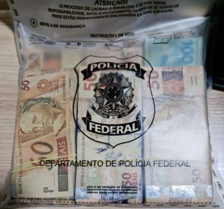 """Operação """"Corredeira Inflamável"""" Polícia Federal Presidente Figueiredo"""