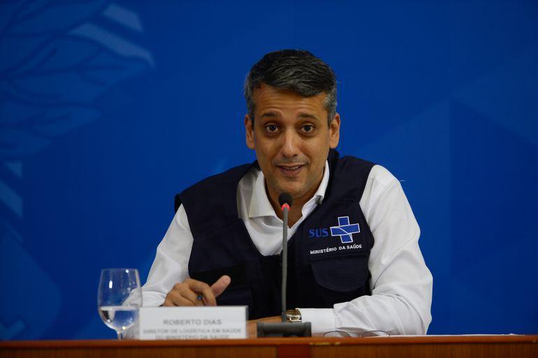 Roberto Dias CPI da Covid Pandemia