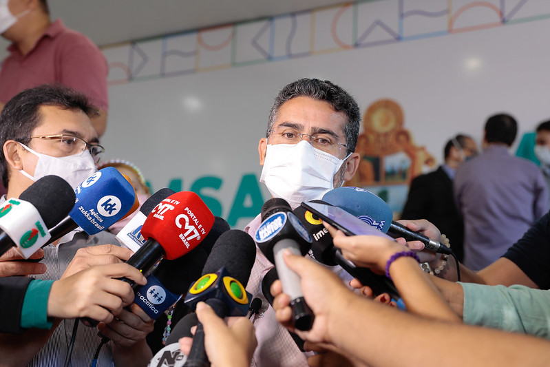 Prefeitura de Manaus David Almeida SEMSA Concurso Público