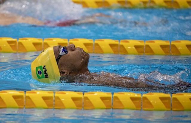 Natação Brasil Jogos Paralímpicos de Tóquio