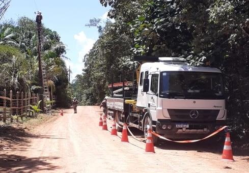 Amazonas Energia Ramal Novo Paraíso BR-174