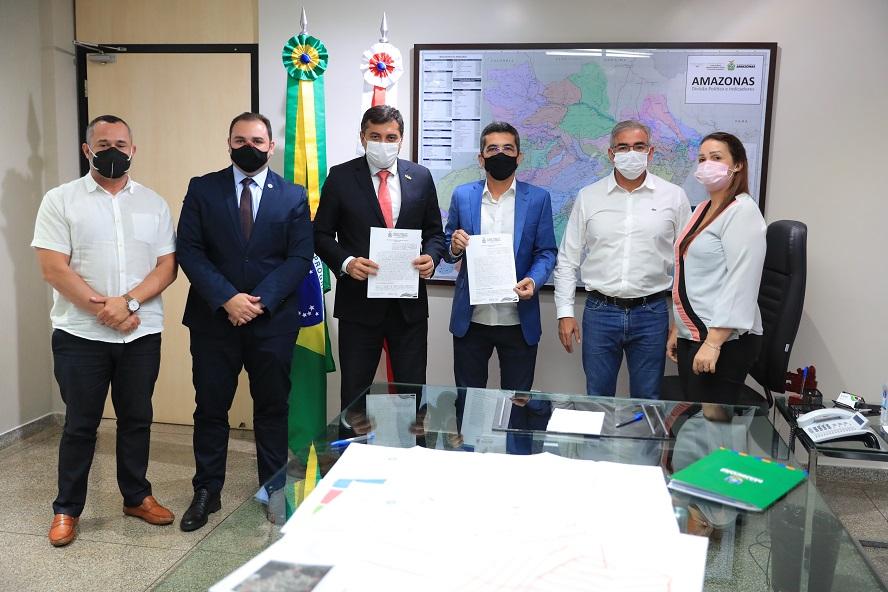 Roberto Cidade Wilson Lima Manicoré Governo do Amazonas