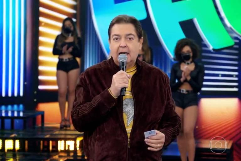 Fausto Silva Faustão BAND