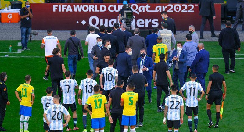 ANVISA FIFA Copa do Mundo Brasil Argentina