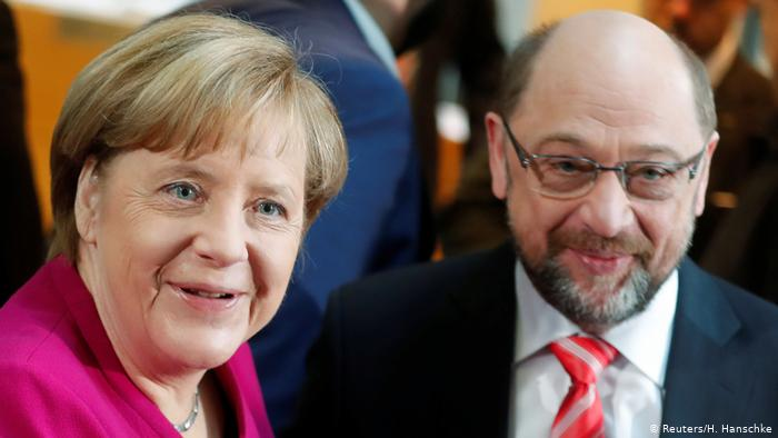 Angela Merkel SPD Alemanha