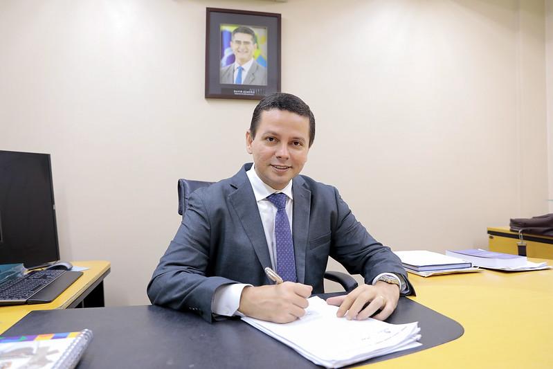 Prefeitura de Manaus David Almeida Ivson Coêlho Procurador-Geral do Município PGM