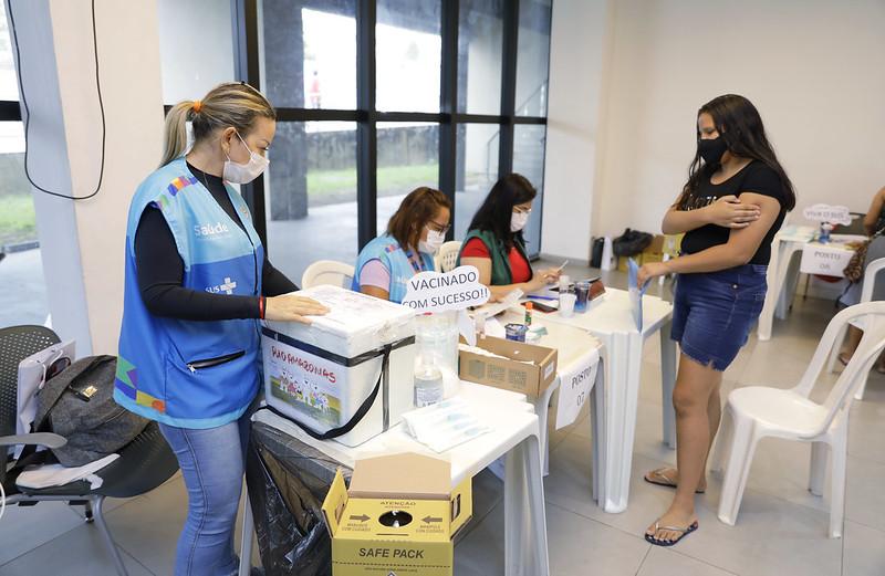 Manaus Vacinação Covid-19
