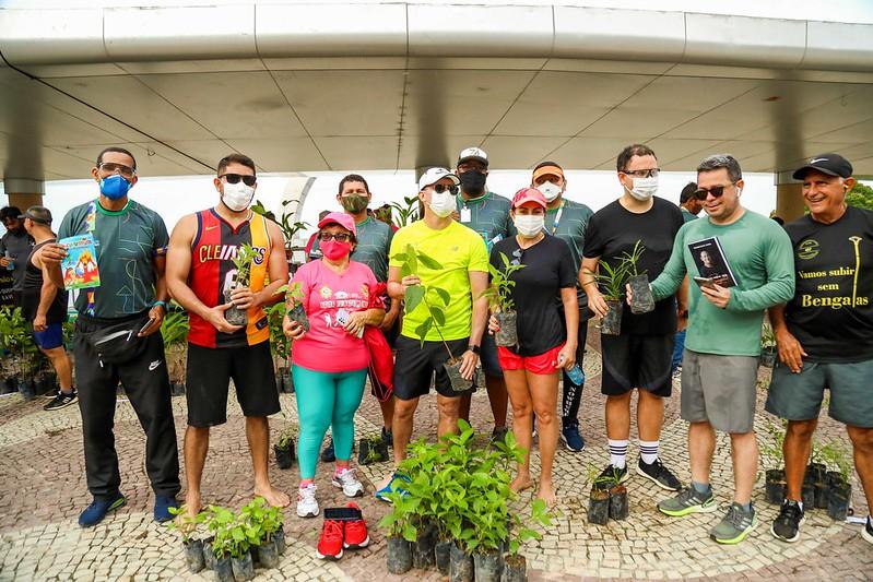 Dia da Amazônia David Almeida Combate à queimada Prefeitura de Manaus