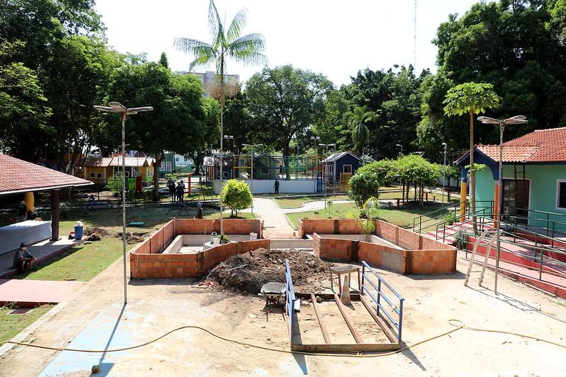 David Almeida Parque Cidade da Criança Prefeitura de Manaus