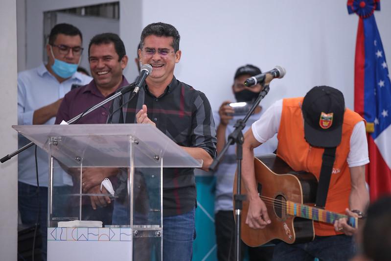 Prefeitura de Manaus Proesc SEMED David Almeida