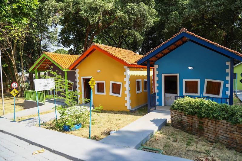 Prefeitura de Manaus David Almeida Parque da Criança Dia das Crianças