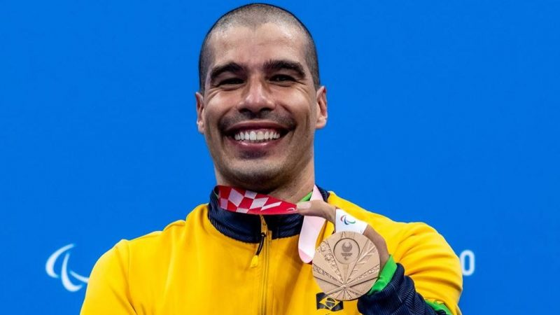 Daniel Dias Paralimpíadas