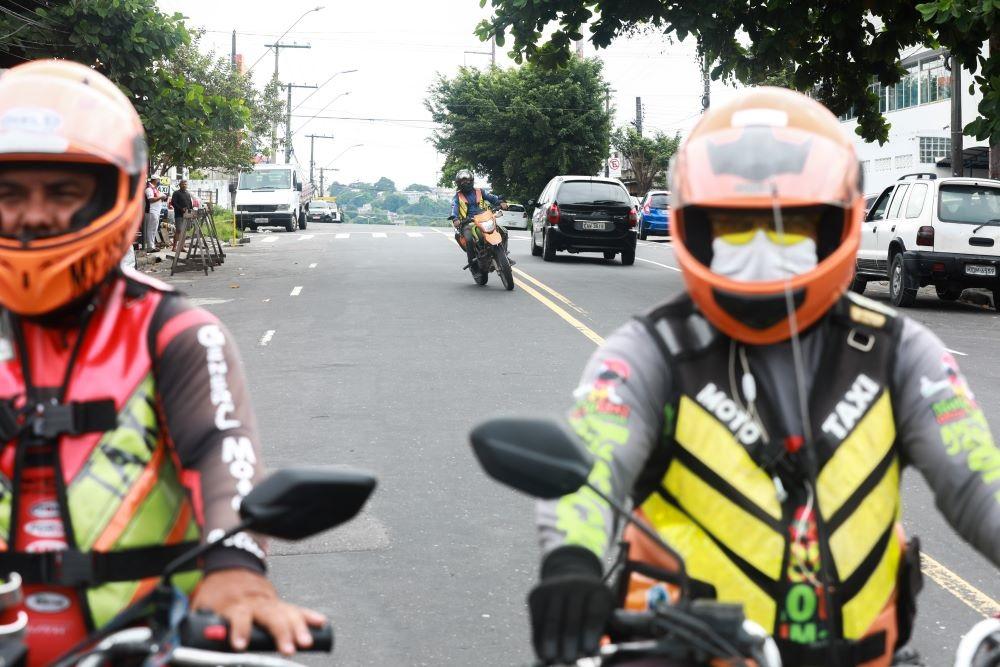 Prefeitura de Manaus Mototaxistas