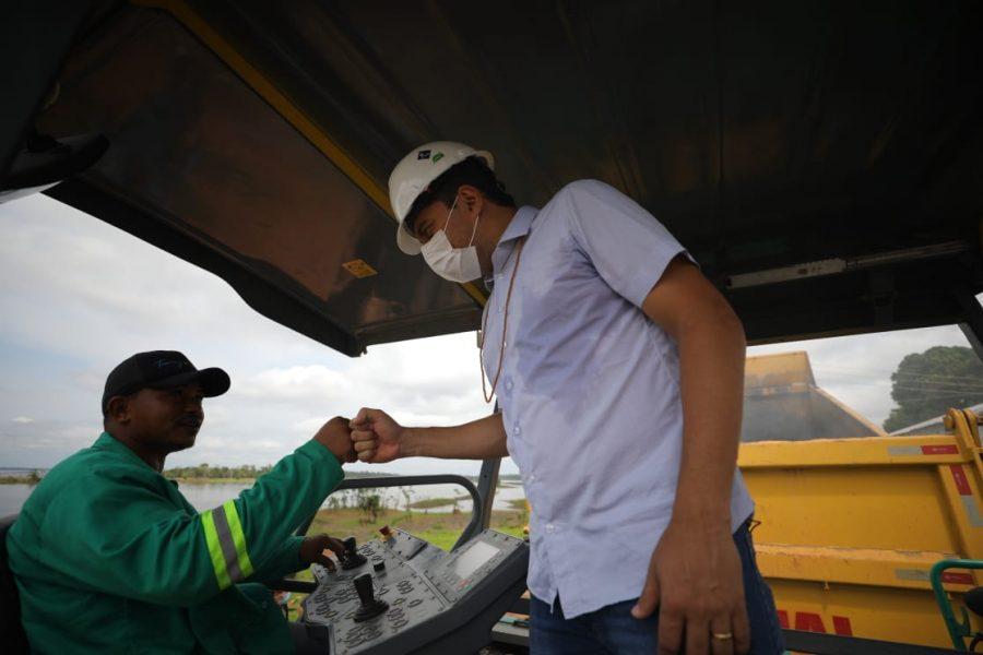 Governo do Amazonas Wilson Lima Autazes Careiro Castanho