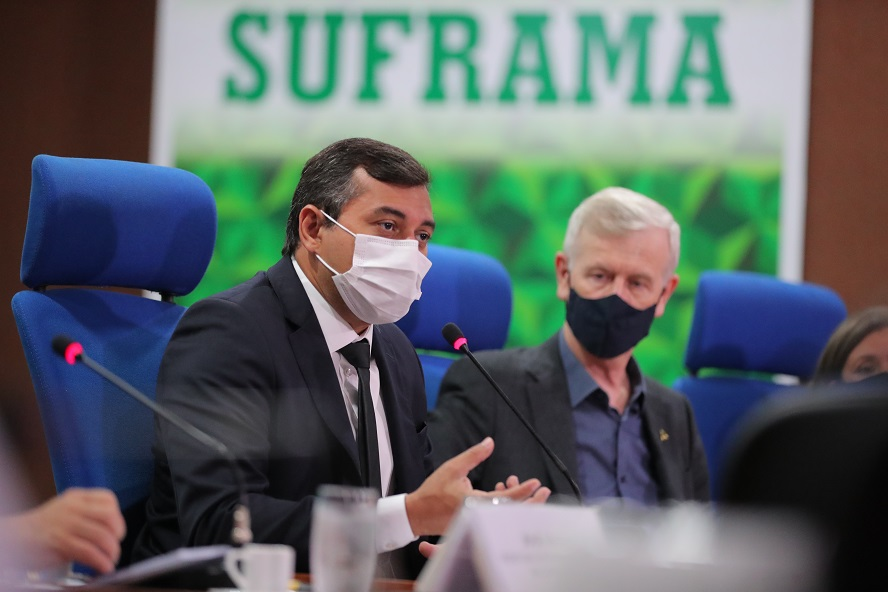 Ministério das Minas e Energia Wilson Lima Governo do Amazonas Reate GNV Cigás