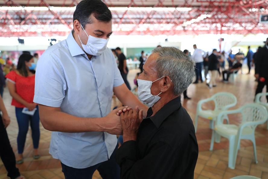 Wilson Lima indeniza mais de 99 famílias que residiam no Igarapé do Quarenta