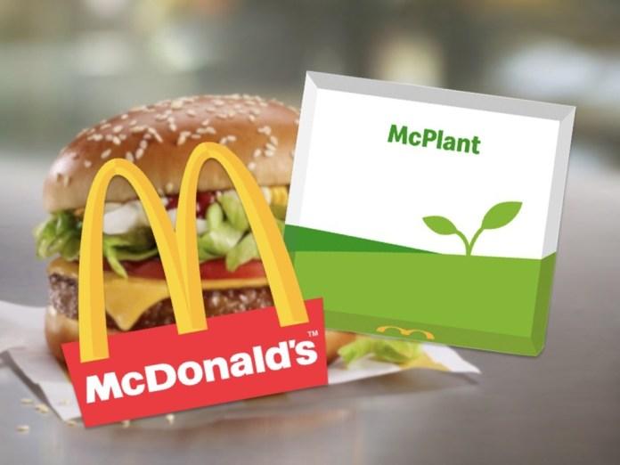 """""""McPlant"""" McDonald's"""