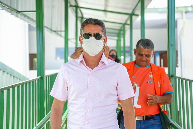 David Almeida Creche municipal Tarumã SEMED Prefeitura de Manaus