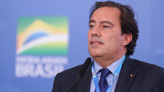 Pedro Guimarães caixa