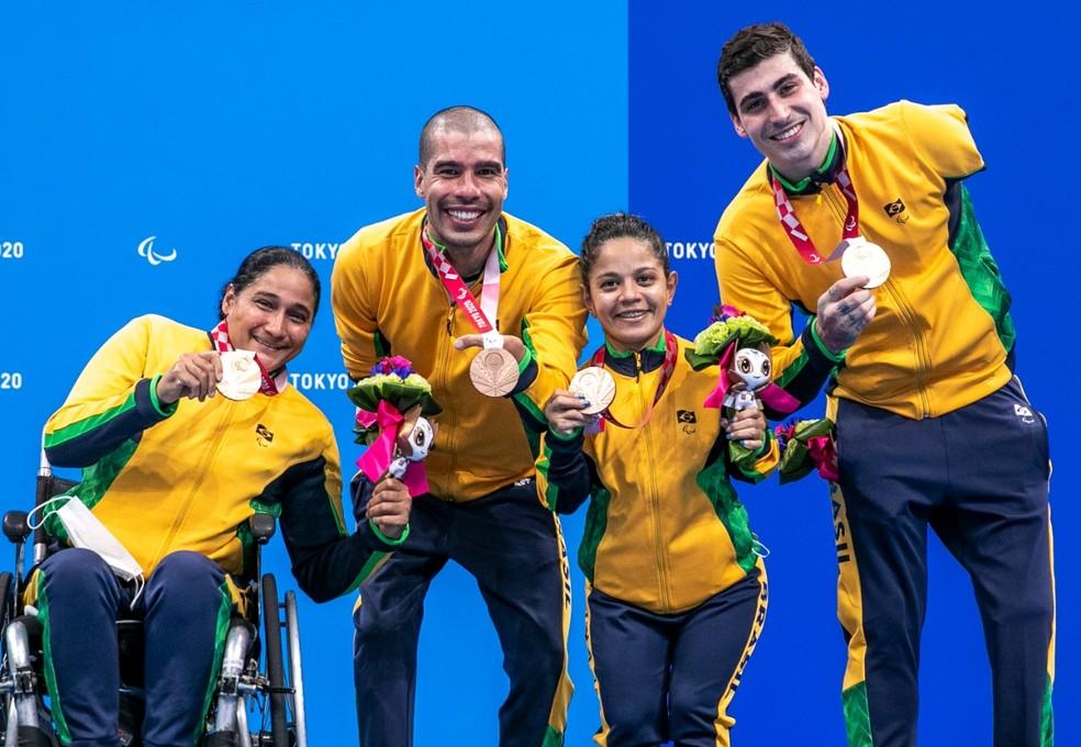 Paralimpíadas Brasil Tóquio 2020