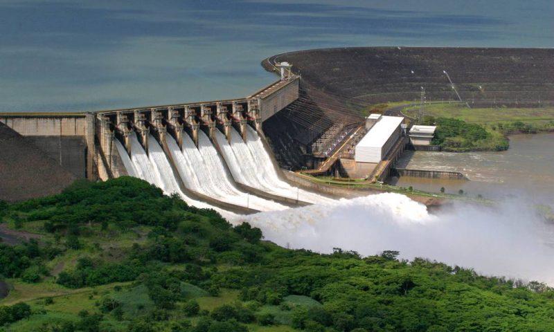 Crise Elétrica Hidrelétricas