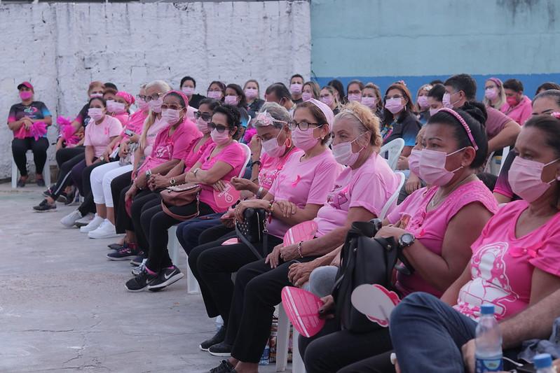 "SEMSA ""Outubro Rosa"" Prefeitura de Manaus"