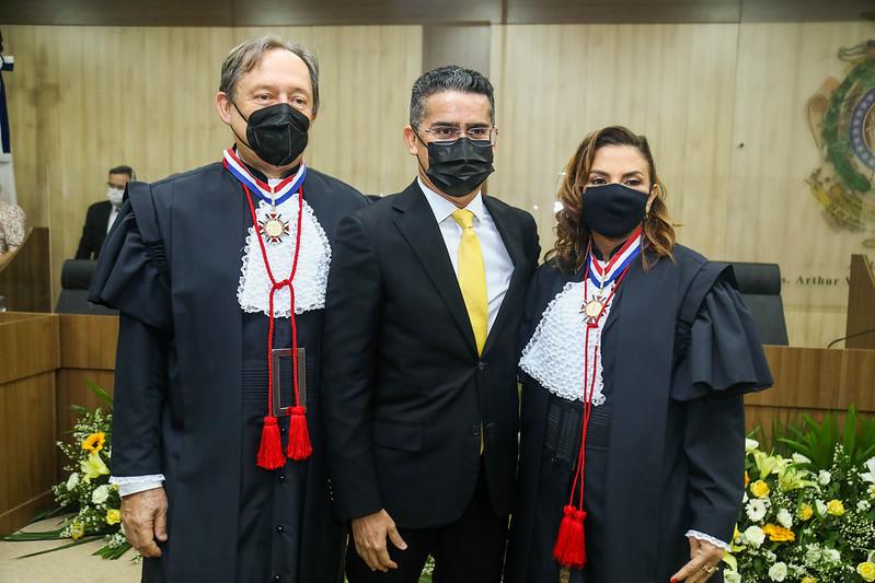 David Almeida Cerimônia de Posse Desembargadores TJ-AM
