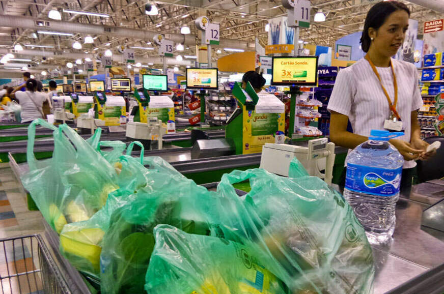'Lei das Sacolas Plásticas' Prefeitura de Manaus
