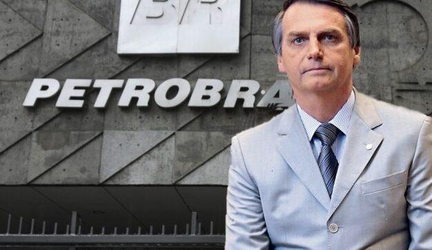 Jair Bolsonaro petrobras